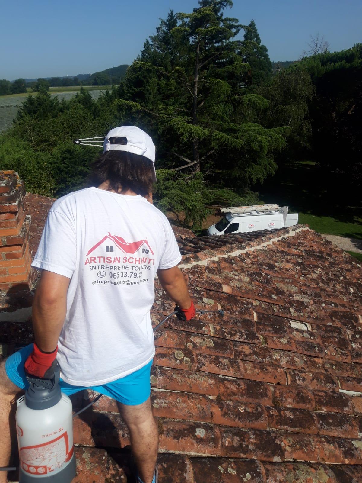 devis de travaux de toiture Montauban 82