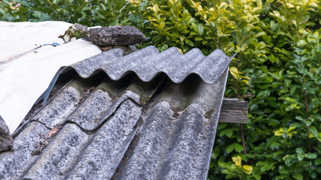 Désamiantage toiture Montauban